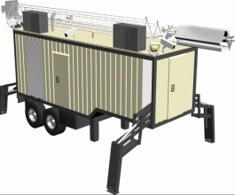 Telecom Equipped Trailer